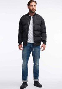 HOMEBASE - Zimní bunda - black - 1