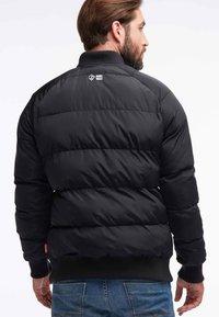 HOMEBASE - Zimní bunda - black - 2