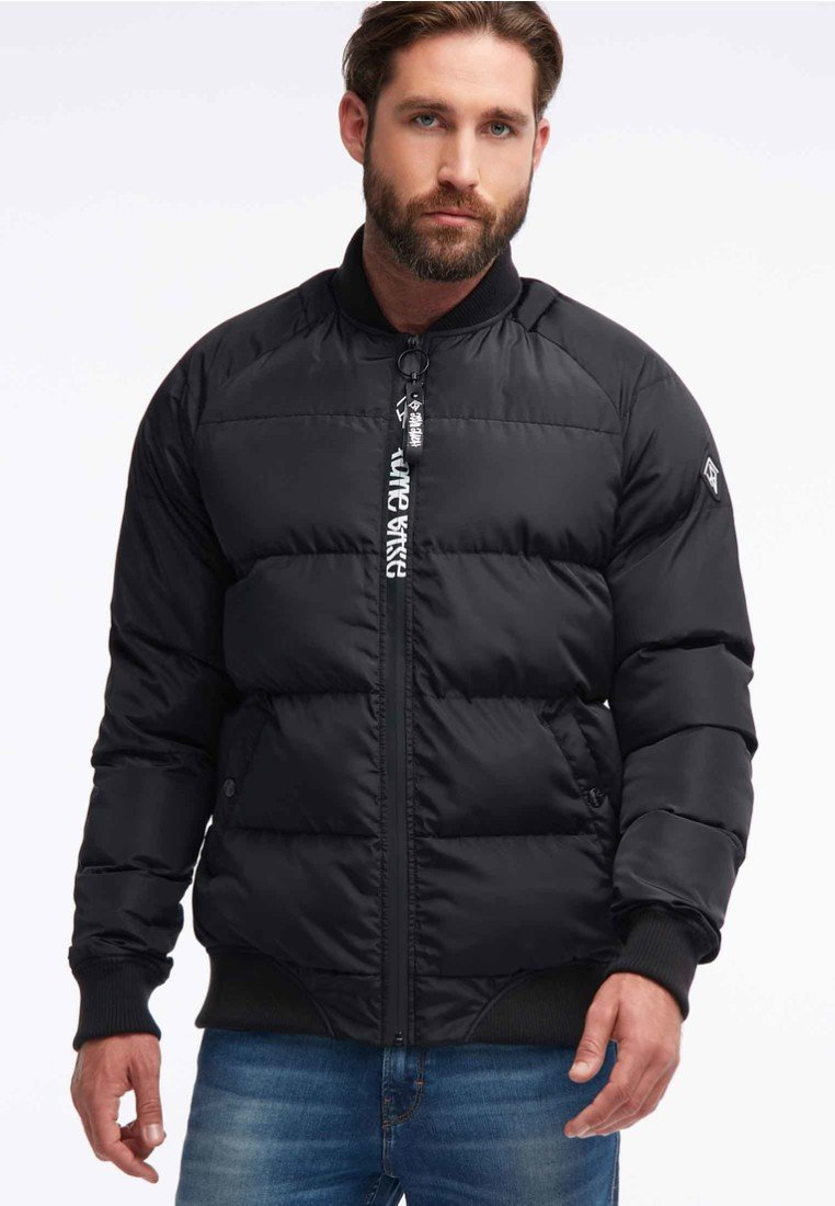 Homebase - Winterjacke - black