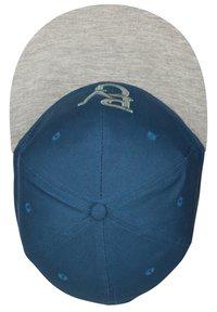 HOMEBASE - HOMEBASE - Cap - blau/jersey peak - 3