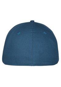 HOMEBASE - HOMEBASE - Cap - blau/jersey peak - 5