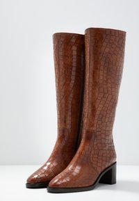 Hash#TAG Sustainable - Vysoká obuv - brown - 4