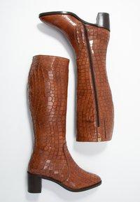 Hash#TAG Sustainable - Vysoká obuv - brown - 3