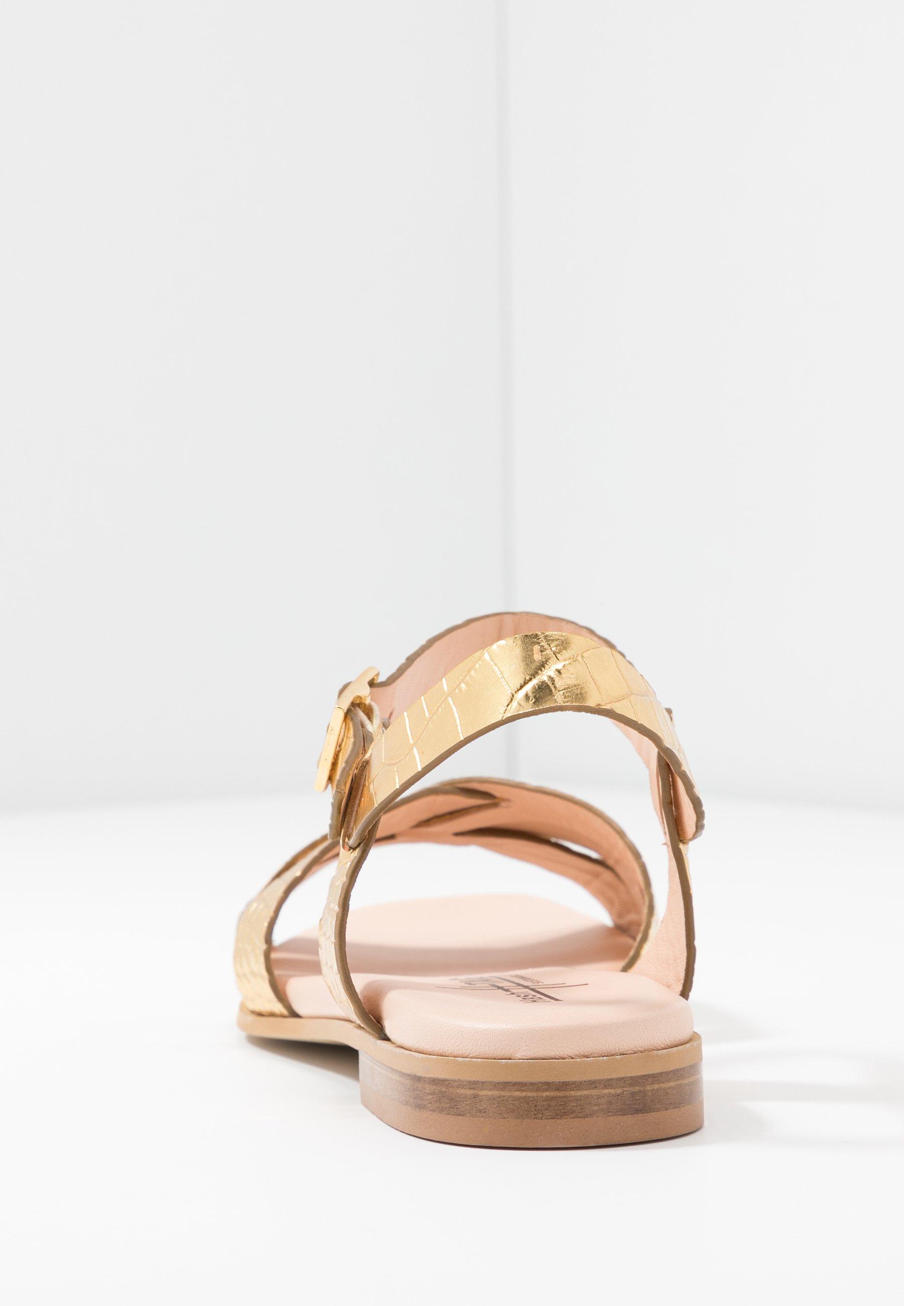 Hash#TAG Sustainable Sandaler - oro