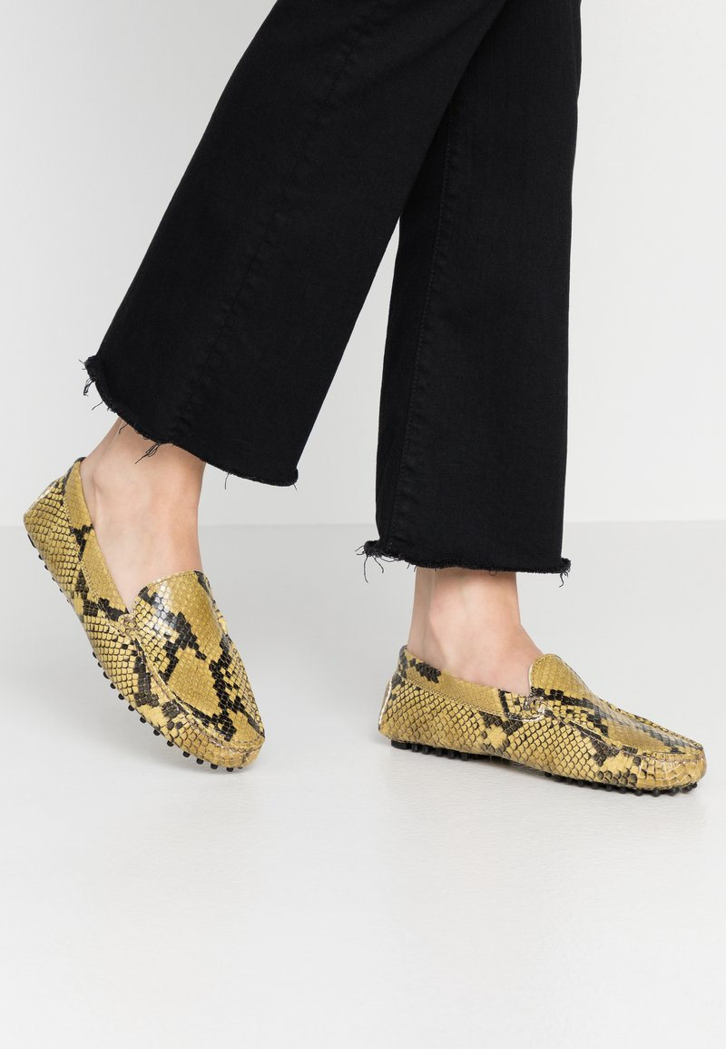 Hash#TAG Sustainable - Moccasins - diamant lux gialo
