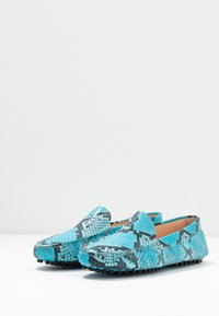 Hash#TAG Sustainable - Moccasins - celeste - 4