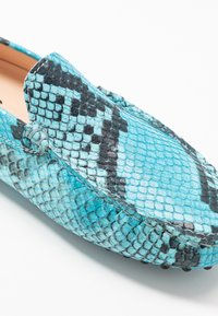 Hash#TAG Sustainable - Moccasins - celeste - 2