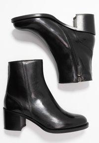 Hash#TAG Sustainable - Kotníkové boty - nero - 3