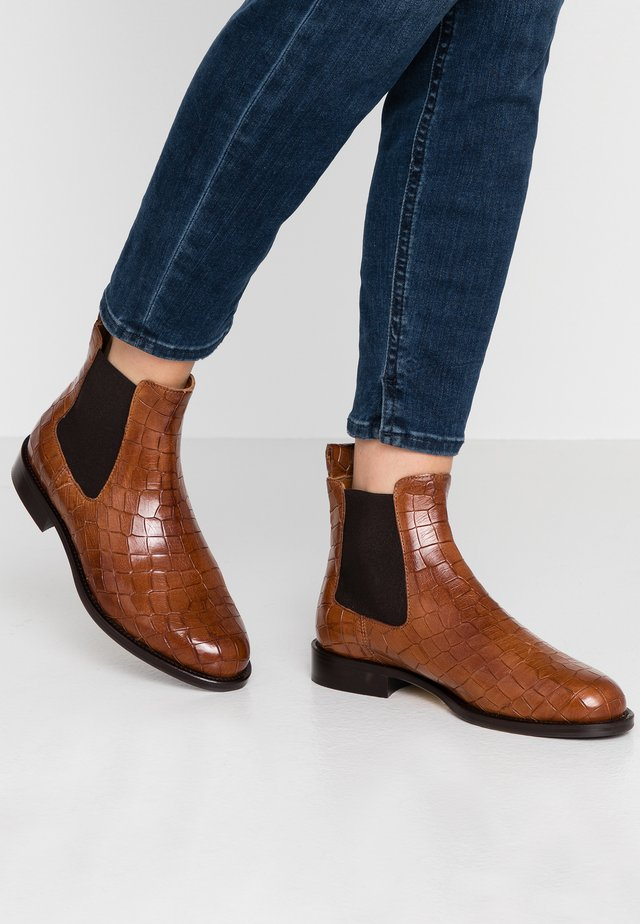 Ankle boot - cocco