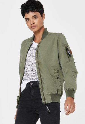 ALI-CIA  - Bomber Jacket - green olive