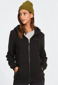 Harlem Soul - Zip-up hoodie - black - 0