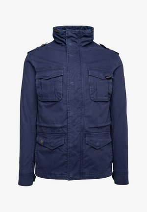 ORLAN-DO - Outdoor jacket - middle blue
