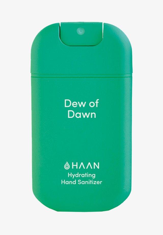 HAAN SINGLE HAND SANITIZER - Mydło w płynie - dew of dawn