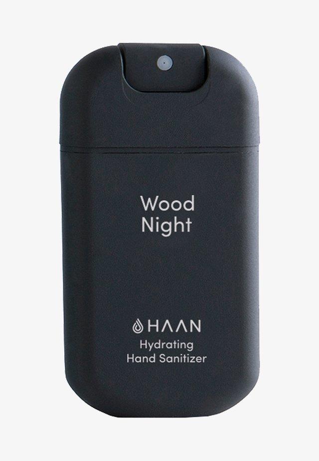 HAAN SINGLE HAND SANITIZER - Liquid soap - wood night
