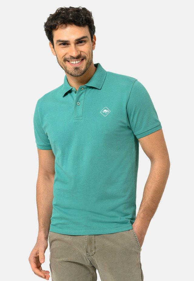 Poloshirt - deepgreen