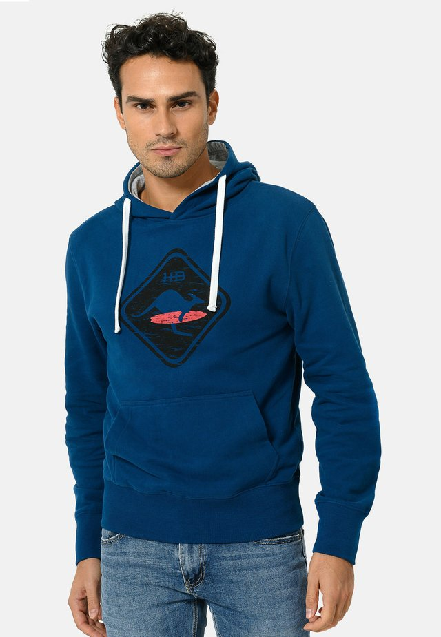 BLACKLOGO - Sweat à capuche - dark blue