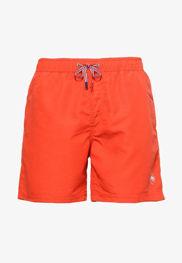 MENTAWAY - Short de bain - orange