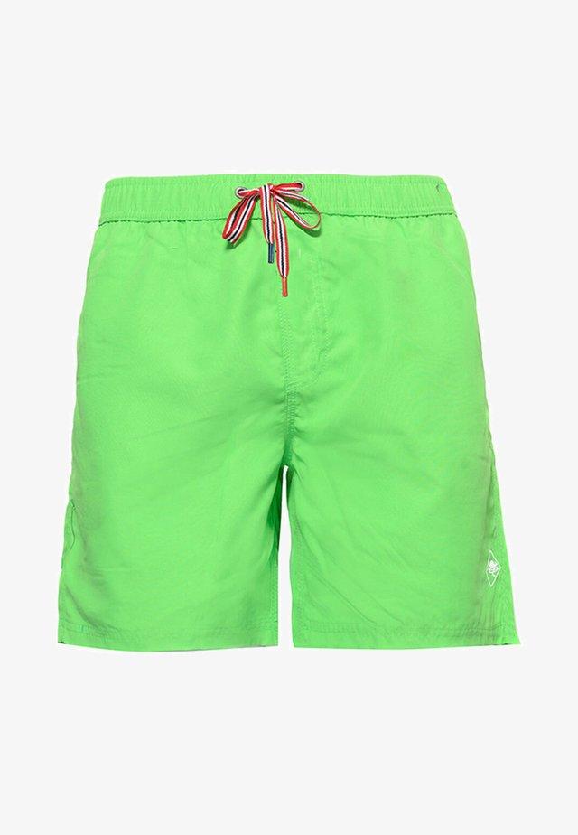 MENTAWAY - Zwemshorts - flashgreen