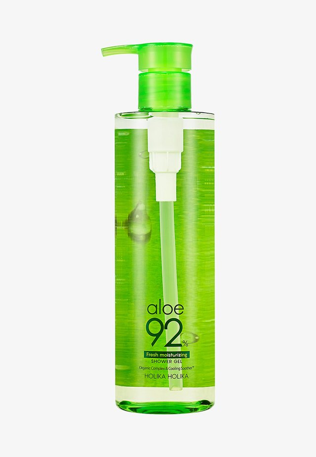 ALOE 92% SHOWER GEL AD  - Douchegel - -