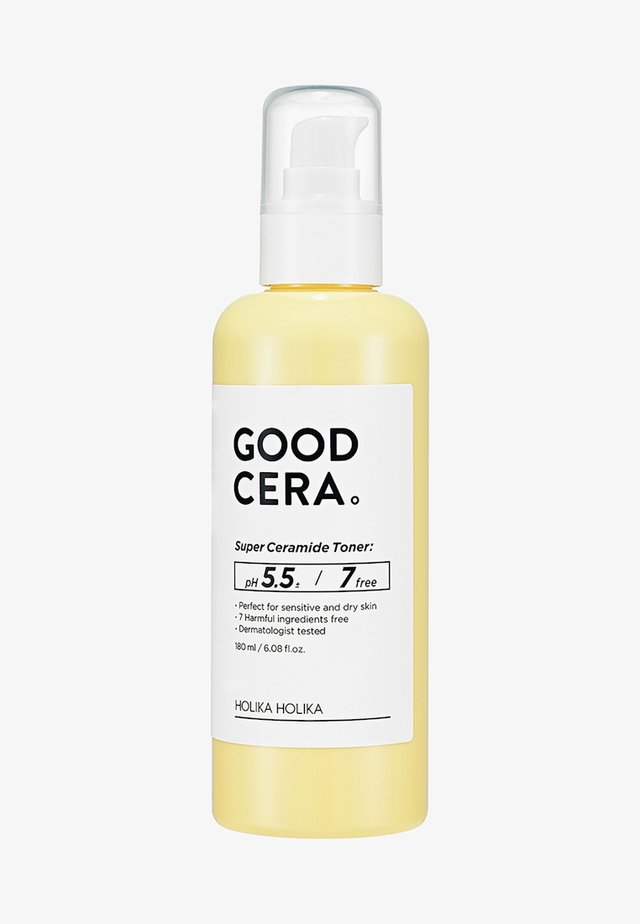 GOOD CERA TONER (SENSITIVE) - Tonic - -
