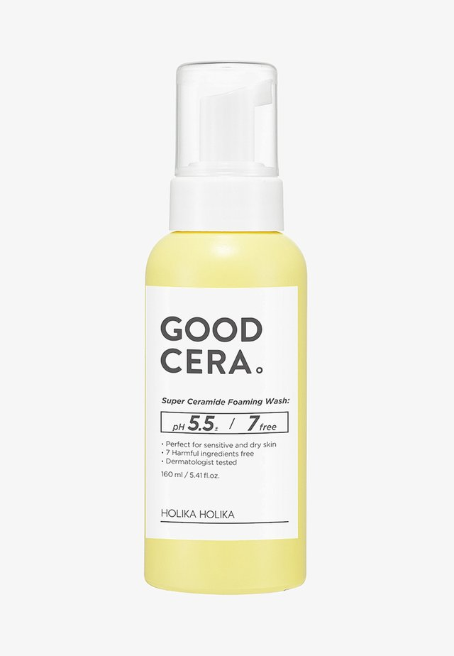 GOOD CERA FOAMING WASH (SENSITIVE) - Nettoyant visage - -