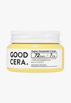 GOOD CERA SUPER CREAM (SENSITIVE) - Soin de jour - -
