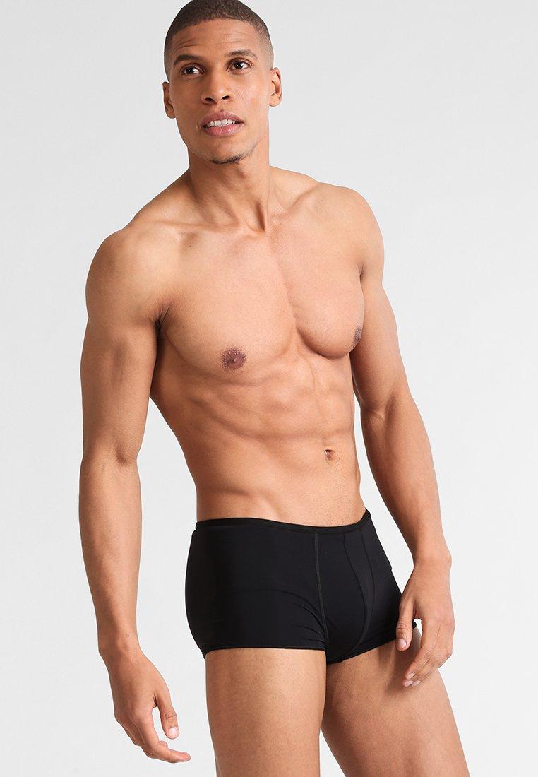 HOM - Pants - black