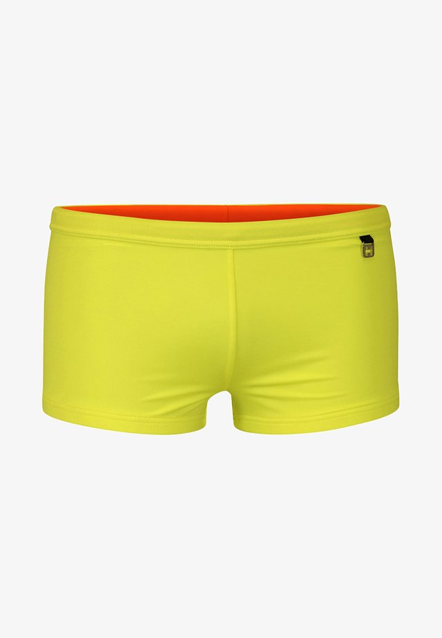 SUNLIGHT - Swimming trunks - yellow