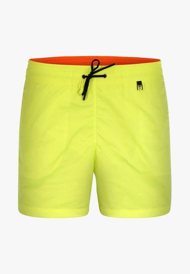 SUNLIGHT - Swimming shorts - yellow