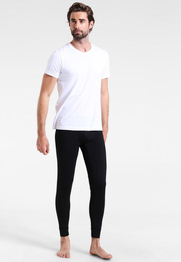HOM - LONG JOHN - Unterhose lang - black