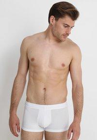 HOM - BRIEFS - Pants - white - 0