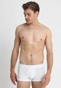 HOM - BRIEFS - Pants - white - 1