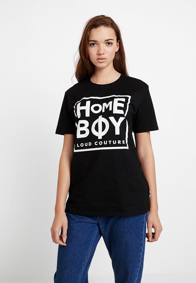 Homeboy - TAKE YOU HOME TEE - T-Shirt print - black