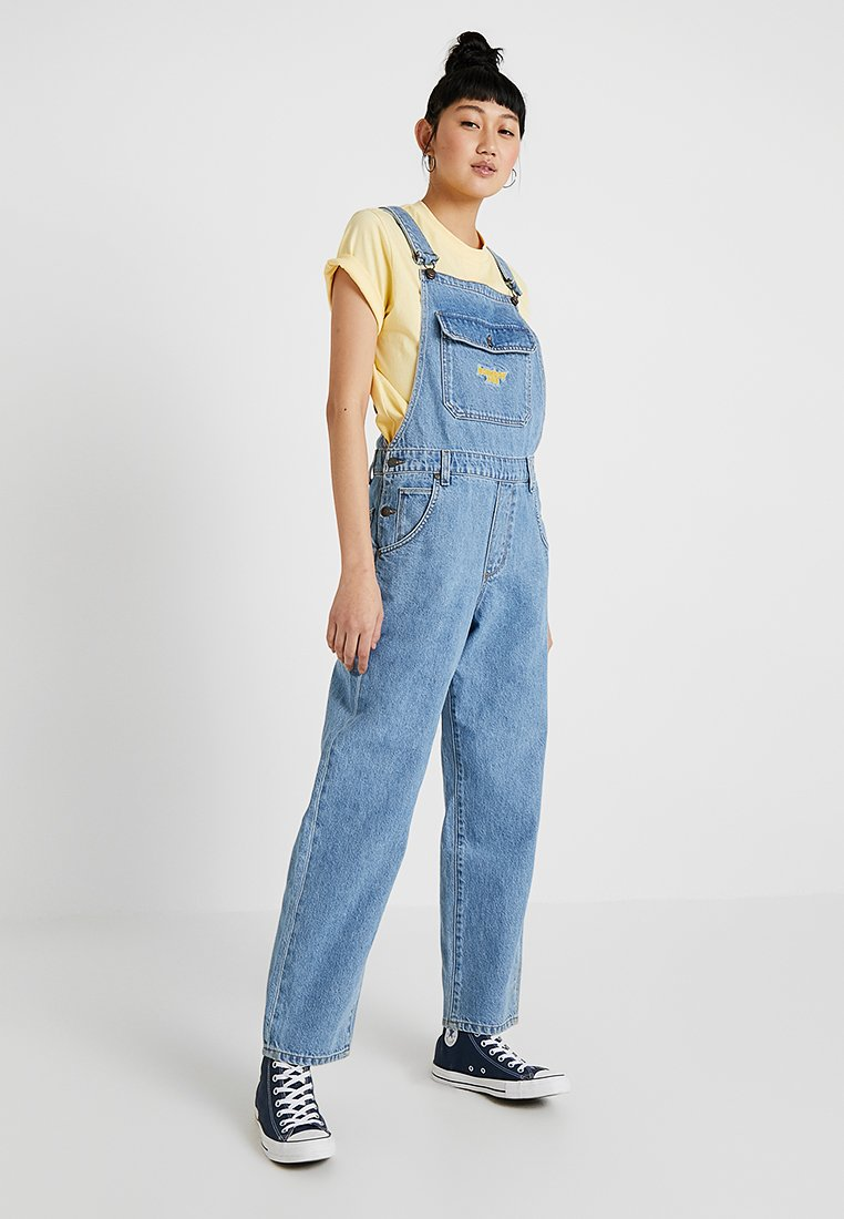Homeboy - X-TRA BAGGY OVERALL - Dungarees - moon
