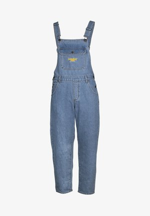 HOMEBOY BAGGY  - Dungarees - blue