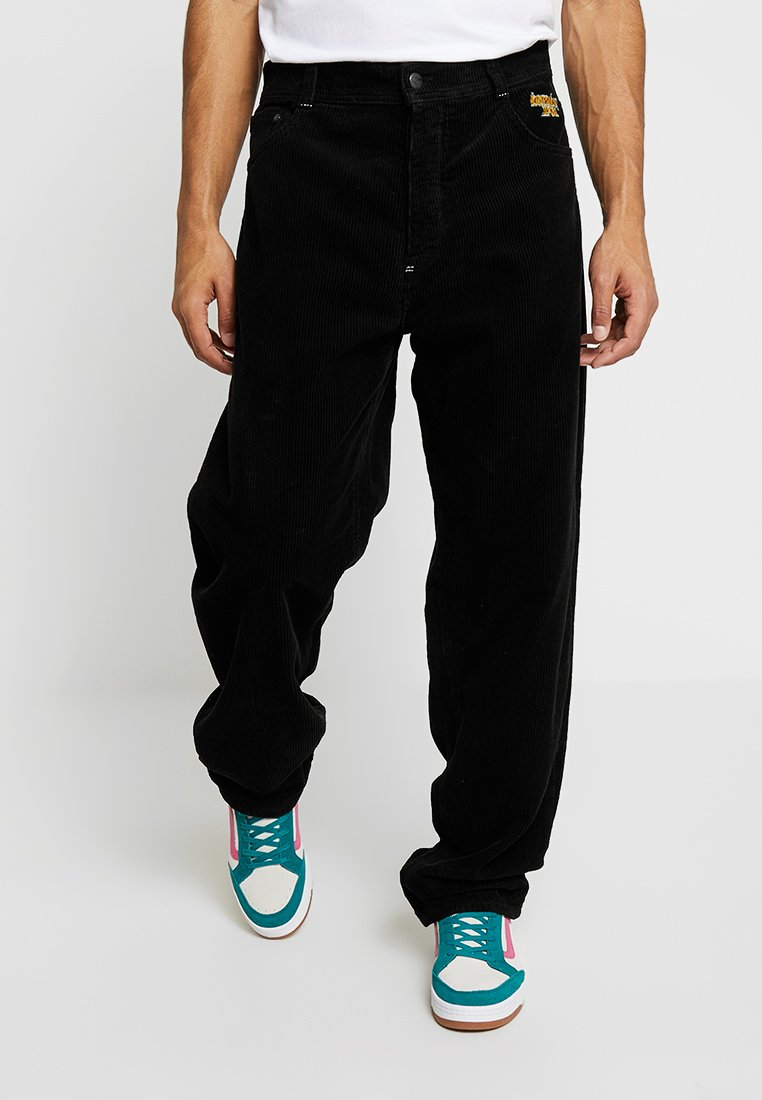 Homeboy - X-TRA BAGGY - Stoffhose - black