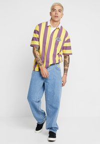 Homeboy - UPSIDE DOWN RUGBY - Poloshirt - yellow - 1