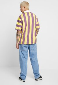 Homeboy - UPSIDE DOWN RUGBY - Poloshirt - yellow - 2