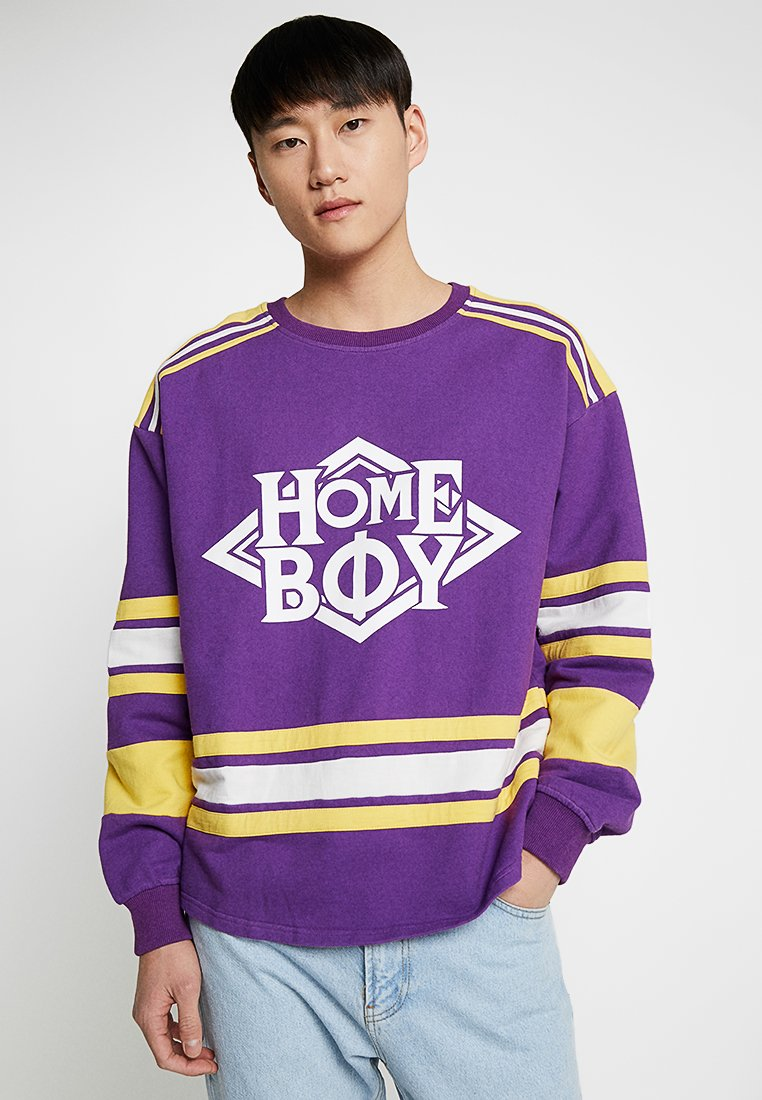 Homeboy - PREDATORS - Sweatshirt - lilac