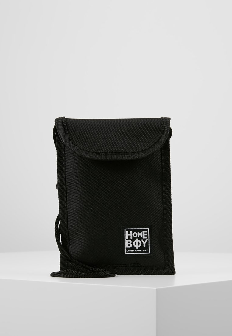 Homeboy - TRAVELBIRD NECK POUCH - Across body bag - black