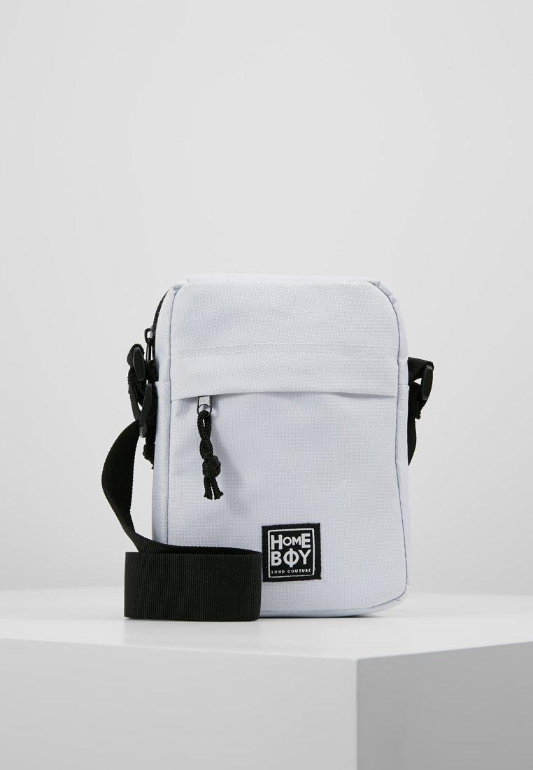 Homeboy - HUSTLER SHOULDER BAG - Skulderveske - white