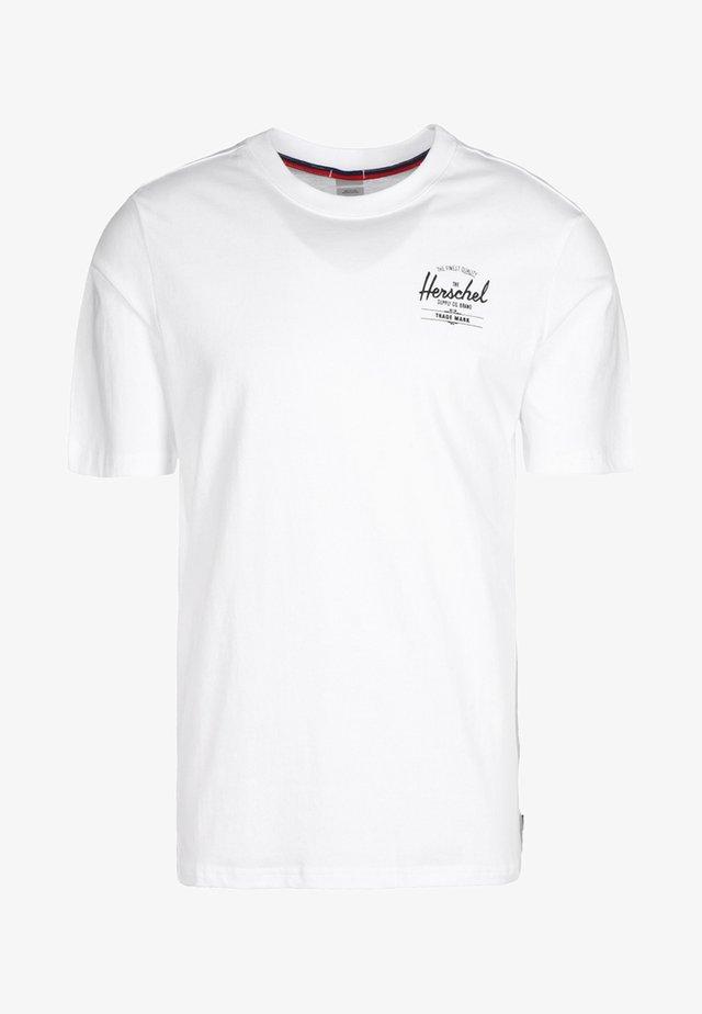 HAITATSU - T-shirts print - white