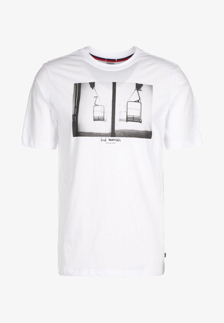 Herschel - T-shirts print - white