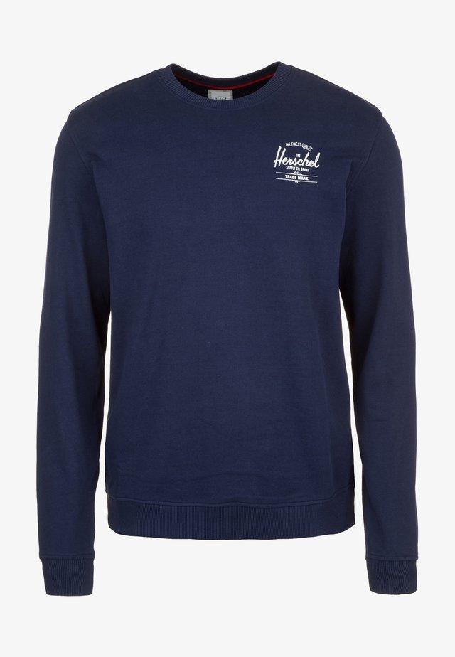 Sweater - dark blue