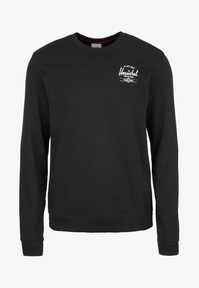 Sweatshirt - classic logo black/white
