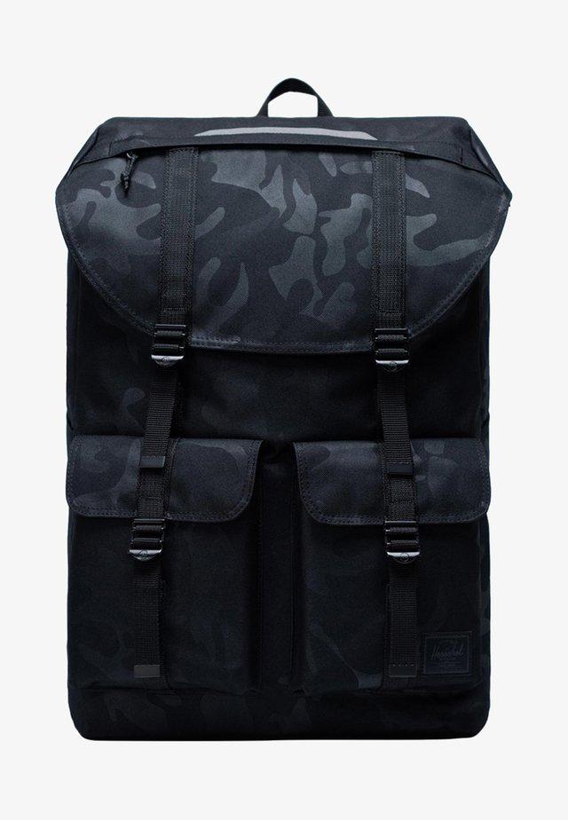 BUCKINGHAM - Plecak - black
