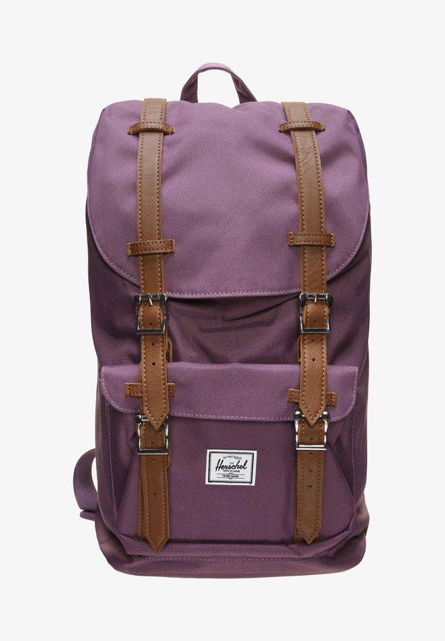 LITTLE AMERICA - Rucksack - purple