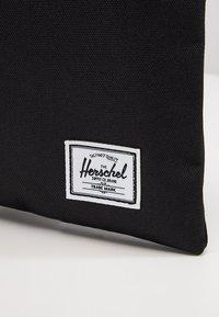 Herschel - ALDER - Taška spříčným popruhem - black - 6