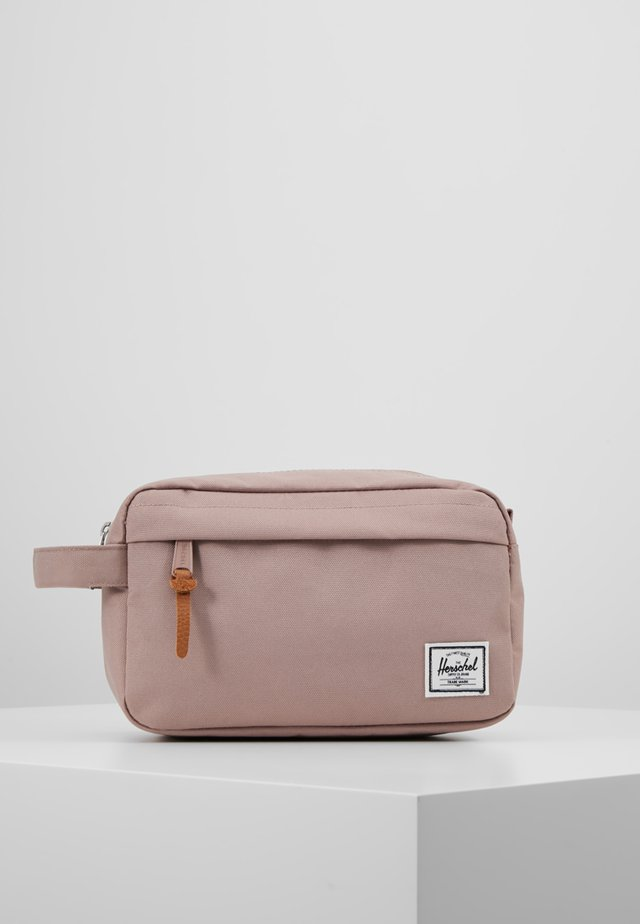 CHAPTER - Wash bag - ash rose