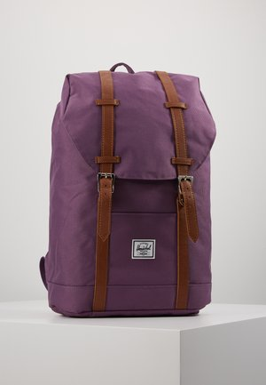 RETREAT MID VOLUME - Rucksack - grape